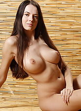 young nubiles, Drea in Provocative by Slastyonoff